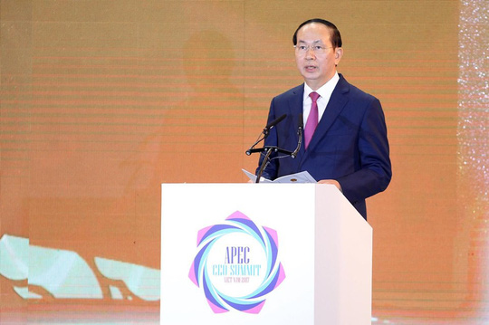 Lãnh đạo doanh nghiệp APEC bắt đầu cuộc đối thoại lịch sử - Ảnh 1.