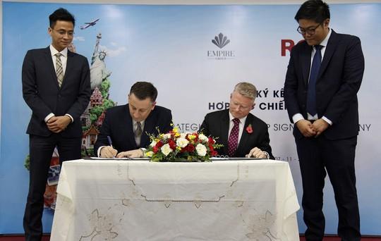Empire Group - RCI chính thức hợp tác, mở ra cơ hội nghỉ dưỡng tiết kiệm toàn cầu cho người Việt - Ảnh 1.