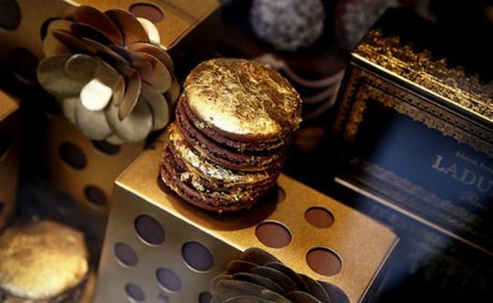 9 món ăn dát vàng dành cho hội con nhà giàu - Ảnh 2.