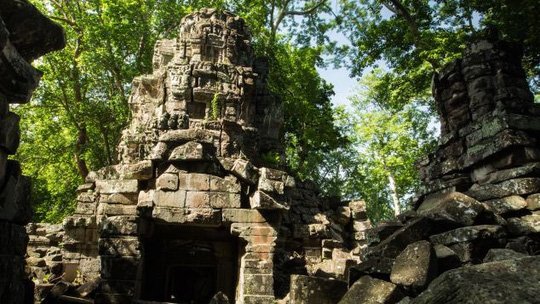 Ngôi đền bí ẩn lâu đời hơn cả Angkor Wat ở Campuchia - Ảnh 2.