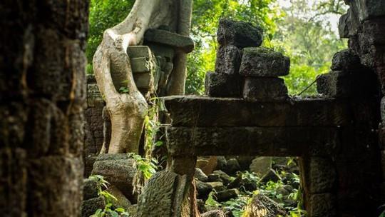 Ngôi đền bí ẩn lâu đời hơn cả Angkor Wat ở Campuchia - Ảnh 3.