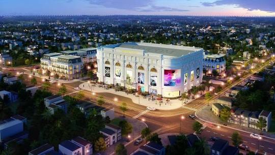 Vingroup ra mắt dự án Vincom Shophouse Quảng Ngãi - Ảnh 1.