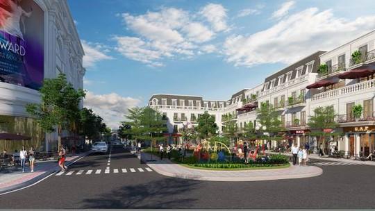 Vingroup ra mắt dự án Vincom Shophouse Quảng Ngãi - Ảnh 2.