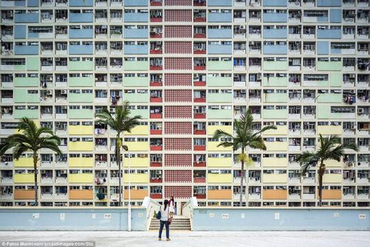 Choáng ngợp những kiến trúc ấn tượng nhất TG năm 2017 - Ảnh 2.