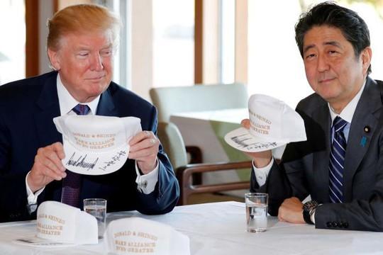Tổng thống Trump thành công ở châu Á - Ảnh 1.