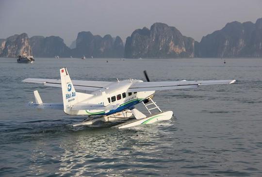 Sẽ có đường bay ra đảo Cô Tô bằng thủy phi cơ - Ảnh 1.