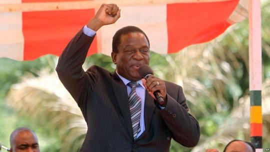 Zimbabwe: Hé lộ người sẽ thay thế Tổng thống Mugabe - Ảnh 2.