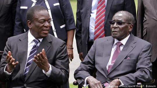 Zimbabwe: Hé lộ người sẽ thay thế Tổng thống Mugabe - Ảnh 3.