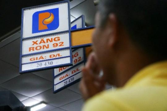 Petrolimex sẽ khai tử xăng RON 92 sớm hơn 15 ngày - Ảnh 1.