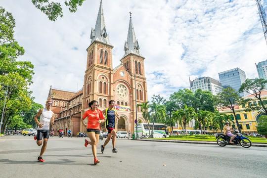 Háo hức đếm ngược tới giải Marathon Quốc tế TP HCM Techcombank 2017 - Ảnh 1.
