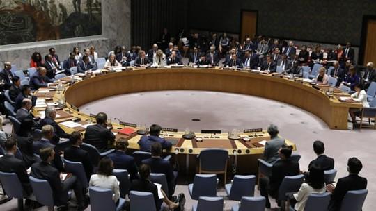 Nga lần thứ 10 bác bỏ nghị quyết liên quan Syria - Ảnh 1.