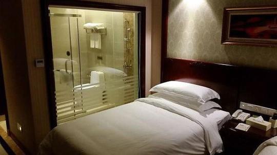 Những khách sạn có thiết kế trời ơi - Ảnh 1.