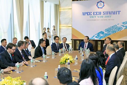 Vikoda - Thương hiệu nước khoáng thiên nhiên Việt gây chú ý tại APEC 2017 - Ảnh 1.