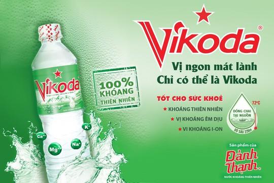 Vikoda - Thương hiệu nước khoáng thiên nhiên Việt gây chú ý tại APEC 2017 - Ảnh 2.
