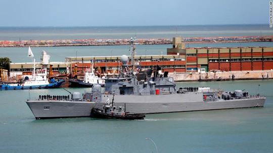 Argentina phát hiện âm thanh từ tàu ngầm mất tích - Ảnh 1.