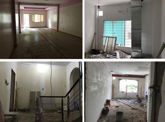 Ngôi nhà cũ kỹ lột xác hoàn toàn sau khi cải tạo - Ảnh 2.