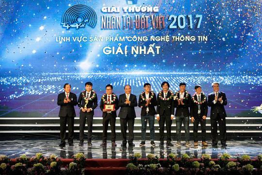 Nhân tài Đất Việt 2017 vinh danh Đại học Duy Tân với ứng dụng 3D trong y học - Ảnh 1.