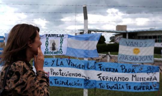 Thời khắc nguy kịch cho tàu ngầm Argentina mất tích - Ảnh 2.