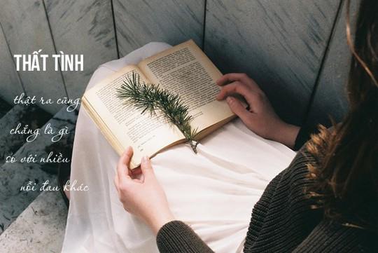 Con gái, đừng dành cả tuổi xuân để nhớ… mối tình đầu - Ảnh 1.