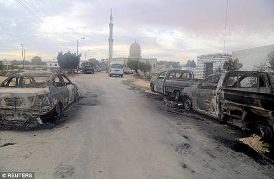 Vụ thảm sát Ai Cập: Tiết lộ những chi tiết động trời - Ảnh 4.