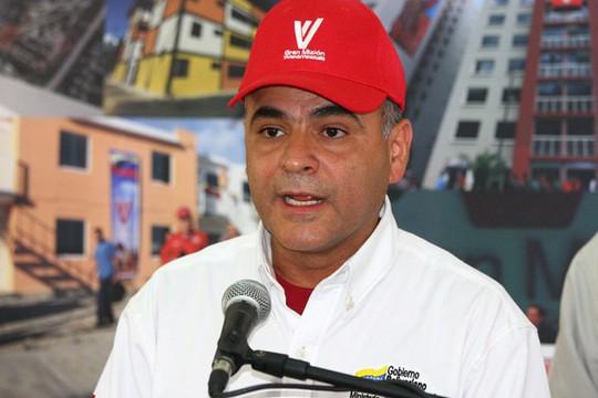 Venezuela: Tướng vệ binh quốc gia làm bộ trưởng năng lượng - Ảnh 1.