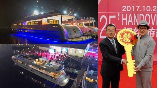 Siêu du thuyền Ruiying 125 sang trọng của Thành Long - Ảnh 2.