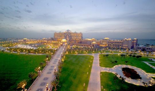 Khách sạn 8 sao duy nhất thế giới giá 2,7 tỷ/đêm nằm ở đâu? - Ảnh 1.