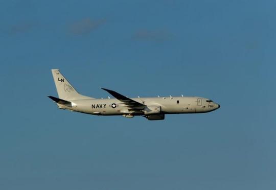 Tiêm kích Nga bị tố tiếp cận không an toàn máy bay Mỹ - Ảnh 2.