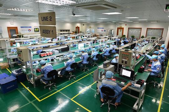 """Công nghiệp điện tử Việt Nam: """"Có tiếng mà không có miếng"""" - Ảnh 1."""