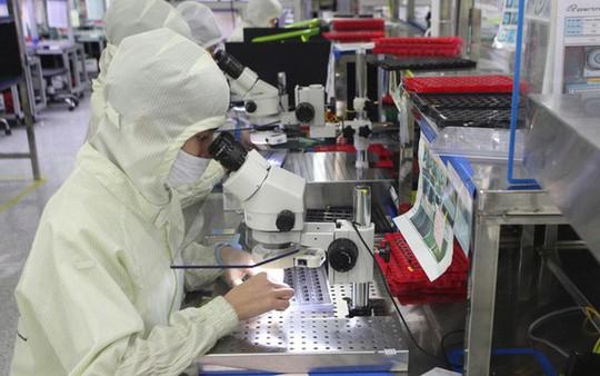 """Công nghiệp điện tử Việt Nam: """"Có tiếng mà không có miếng"""" - Ảnh 2."""