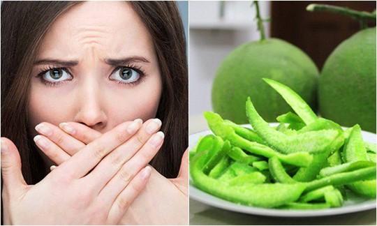 Bạn có tin vỏ bưởi trị hôi miệng vô cùng hiệu quả không? - Ảnh 2.
