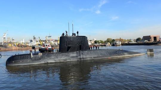 Argentina chấm dứt cứu hộ tàu ngầm mất tích - Ảnh 2.