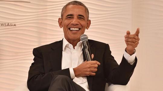 Ông Obama nhắc khéo Tổng thống Trump - Ảnh 2.