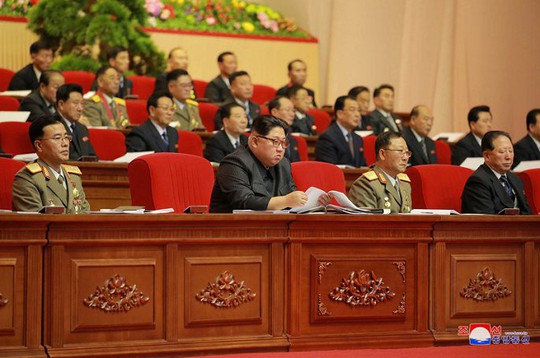 Triều Tiên đặt mục tiêu thành cường quốc hạt nhân mạnh nhất - Ảnh 1.