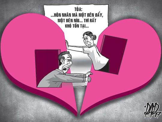 Chuyện chả, nem và người vợ 64 tuổi quyết thôi chồng - Ảnh 1.
