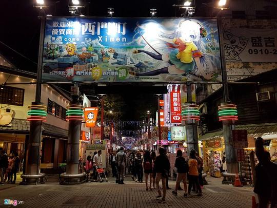 Chợ đêm: Thiên đường ẩm thực Đài Loan - Ảnh 1.