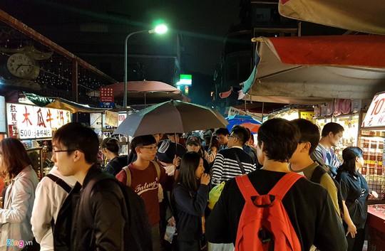 Chợ đêm: Thiên đường ẩm thực Đài Loan - Ảnh 2.