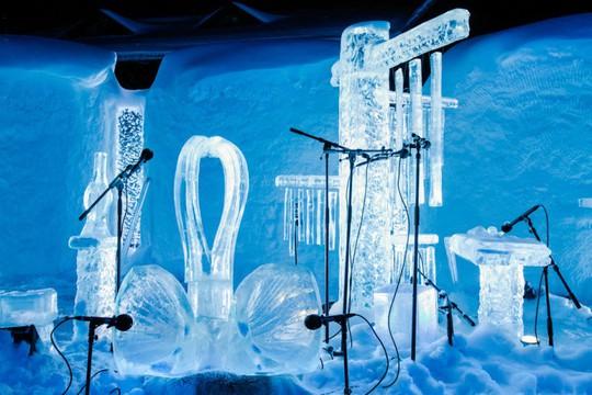 Những lễ hội điêu khắc băng tuyết hấp dẫn nhất thế giới - Ảnh 2.