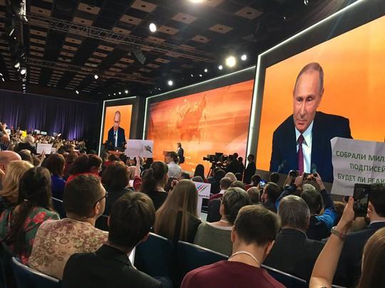 Hơn 20 năm chưa xuất hiện đối thủ, ông Putin có buồn? - Ảnh 1.