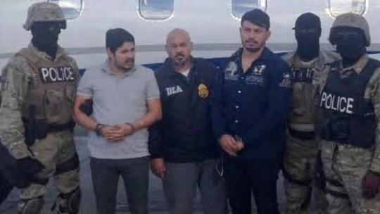 Hai cháu vợ tổng thống Venezuela bị kết án 18 năm tù - Ảnh 2.