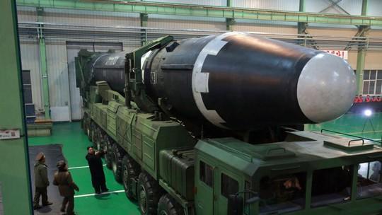 Trung Quốc lo nổ ra xung đột thảm khốc ở Triều Tiên - Ảnh 1.