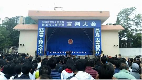 Trung Quốc: Tử hình chớp nhoáng ngay sau tuyên án - Ảnh 1.