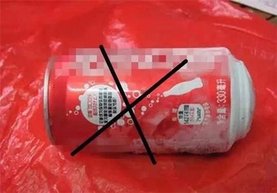 Những thứ có thể phát nổ nếu để trong ngăn đá tủ lạnh - Ảnh 1.