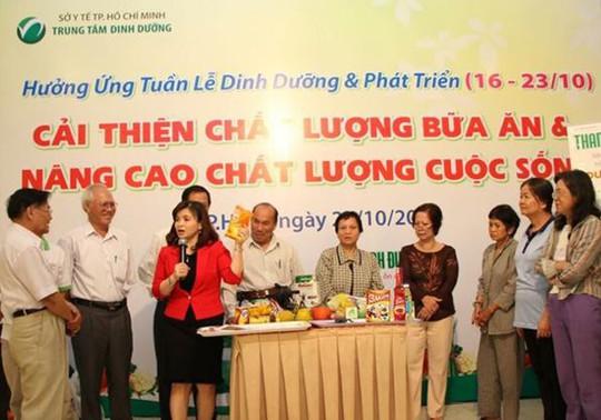 Cùng nỗ lực ngăn chặn tình trạng thiếu i-ốt tại Việt Nam - Ảnh 1.