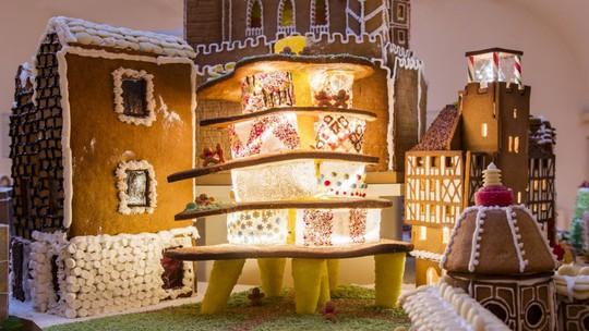 """""""Thành phố Bánh gừng"""" tưng bừng đón Giáng sinh - Ảnh 2."""