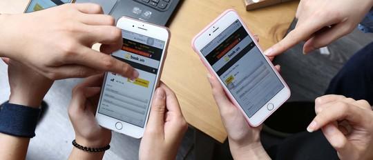 Giải pháp thuê xe online sang trọng, dịch vụ tốt, giá bình dân - Ảnh 1.