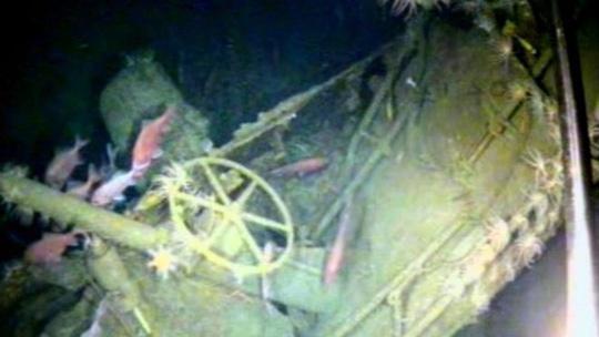 Kiên trì hơn 100 năm, Úc tìm được tàu ngầm bị đắm đầu tiên - Ảnh 2.