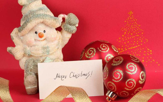 Những lời chúc Giáng sinh hay và ý nghĩa nhất - Ảnh 1.
