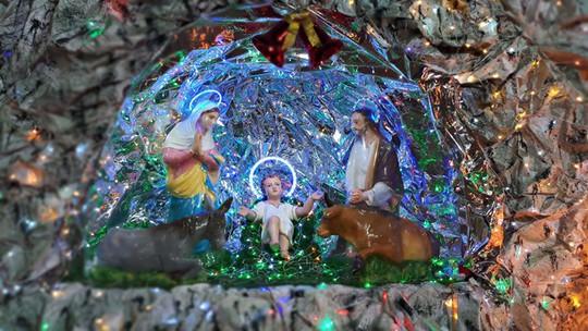 Không khí Noel ở những xóm đạo lớn nhất Sài Gòn - Ảnh 2.