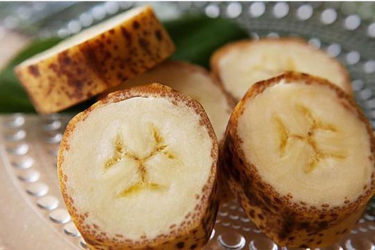 Chuối đặc biệt ăn luôn vỏ, hơn 100 nghìn đồng/quả - Ảnh 2.